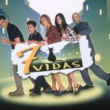 Los protagonistas de la primera temporada de '7 Vidas'