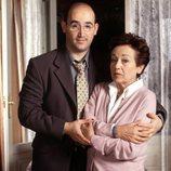 Amparo Baró y Javier Cámara, madre e hijo en '7 Vidas'