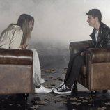 """Amaia Romero y Alfred en el rodaje del videoclip de """"Tu canción"""", tema para el Festival de Eurovisión 2018"""