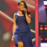Actuación de Ruth Lorenzo en 'The X Factor'