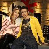 Maite Jáuregui y Hugo Rosales