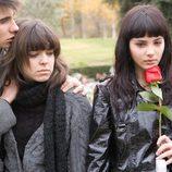 Los protagonistas de la serie 'Física o Química' llora la muerte de Isaac