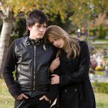 Gorka y Ruth acuden al entierro de Isaac en 'Física o química'