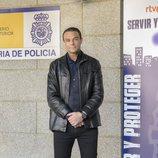 Paco Manzanedo en la presentación de la segunda temporada de 'Servir y proteger'