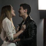 """Amaia y Alfred cantando en el rodaje del videoclip de """"Tu canción"""""""