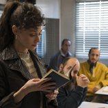 Karina ejerce como profesora de la cárcel en 'Cuéntame cómo pasó'