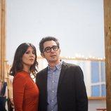 Berto y Sandra, preparados para salir en 'Mira lo que has hecho'