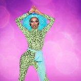 The Vixen, la Drag Queen de Chicago, en la décima temporada de 'RuPaul's Drag Race'
