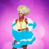 Monique Heart, la Drag Queen de Misuri, en la décima temporada de 'RuPaul's Drag Race'