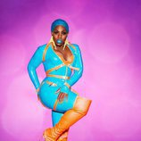 Monét X Change, la Drag Queen del Bronx, en la décima temporada de 'RuPaul's Drag Race'