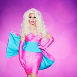 Miz Cracker, la Drag Queen neoyorquina, en la décima temporada de 'RuPaul's Drag Queen'