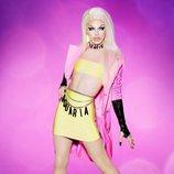 Aquaria, la Drag Queen neoyorquina, en la décima temporada de 'RuPaul's Drag Race'