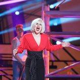 Lucía Gil se convierte en Sam Brown en la gala 19 de 'Tu cara me suena'
