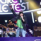 David Amor imita a Ramones en la gala 19 de 'Tu cara me suena'