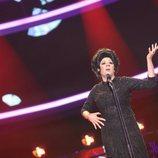 La Terremoto de Alcorcón canta por Shirley Bassey en la gala 19 de 'Tu cara me suena'