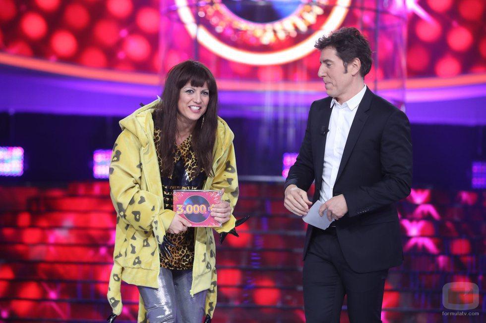 Lucía Jiménez gana la gana 19 de 'Tu cara me suena'