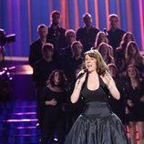 Diana Navarro es Mariah Carey en la gala 19 de 'Tu cara me suena'