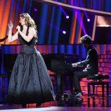Diana Navarro se convierte en Maria Carey en la segunda semifinal de 'Tu cara me suena'