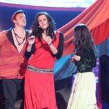 Nya de la Rubia es La Mari de Chambao en la gala 19 de 'Tu cara me suena'