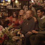 Lucía Etxebarria, Ana Obregón, Rappel y Víctor Janeiro en 'Ven a cenar conmigo: Gourmet edition'