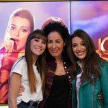 Aitana, Nina y Ana Guerra en 'Hora Punta'