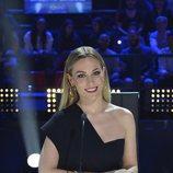 Edurne en la primera semifinal de la tercera edición de 'Got Talent'