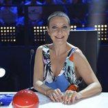 Eva Hache en la primera semifinal de la tercera edición de 'Got Talent España'