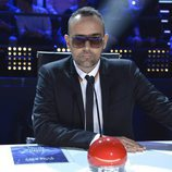Risto Mejide en la primera semifinal de la tercera edición de 'Got Talent'
