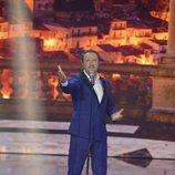 Raúl, finalista de la tercera edición de 'Got Talent España' en su actuación de semifinales