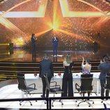 Raúl consigue el pase de oro unánime del jurado en la primera semifinal de la tercera edición de 'Got Talent España'
