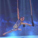 Petruska, la niña acróbata, finalista de la tercera edición de 'Got Talent España'
