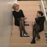 Diane Lockhart y Marissa Gold en la segunda temporada de 'The Good Fight'