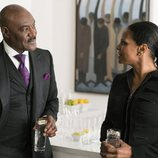 Delroy Lindo y Audra McDonald interpretan a un matirmonio divorciado en 'The Good Fight'