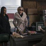 Christine Baranski y Audra McDonald durante la segunda temporada de 'The Good Fight'