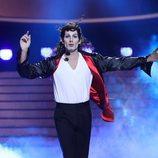 Fran Dieli es Michael Jackson en la gala final de 'Tu cara me suena'