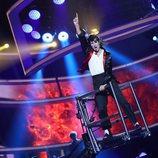 """Fran Dieli canta """"Earth Song"""" de Michael Jackson en la gala final de 'Tu cara me suena'"""