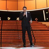 David Amor es Frank Sinatra en la gala final de 'Tu cara me suena'