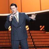 """David Amor canta """"My Way"""", de Frank Sinatra, en la gala final de 'Tu cara me suena'"""