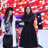 Roko imita a Luz Casal en la gala final de 'Tu cara me suena'