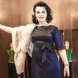 Debi Mazar es Ava Gardner en 'Arde Madrid'