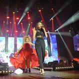 Ana Guerra en el primer concierto de la Gira de 'OT 2017'