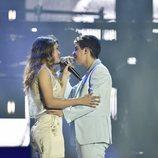 """Amaia y Alfred interpretan """"Tu canción"""" en el primer concierto de la Gira de 'OT 2017'"""