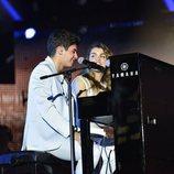 "Amaia y Alfred cantan ""City of Stars"" en el primer concerto de la Gira de 'OT 2017'"