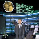 Iñaki López, presentador de 'laSexta Noche'