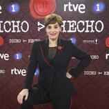 Anabel Alonso en la presentación de 'Dicho y hecho'