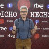 David Fernández, concursante de 'Dicho y hecho'