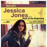 Capítulo 1 de la segunda temporada de 'Jessica Jones' como si fuera un cómic