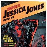 Capítulo 4 de la segunda temporada de 'Jessica Jones' como si fuera un cómic