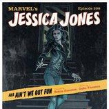 Capítulo 8 de la segunda temporada de 'Jessica Jones' como si fuera un cómic