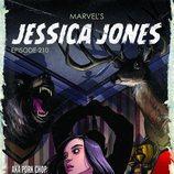 Capítulo 10 de la segunda temporada de 'Jessica Jones' como si fuera un cómic